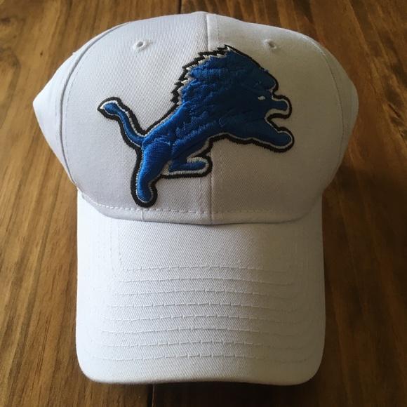186e752378a NWT Reebok NFL Detroit Lions Team Apparel hat